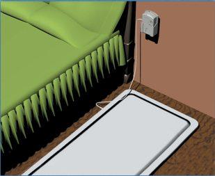 Sensor Mat Bed Floor Tfe Hong Kong Limited